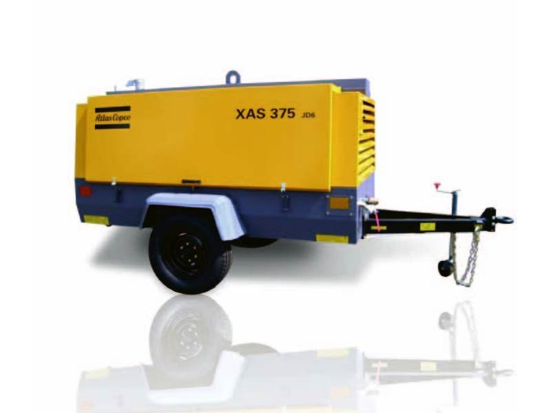 Diesel Driven Air Compressor on Hire in Mumbai
